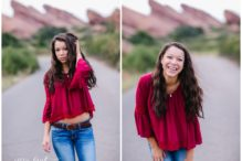 Longmont Senior Photography, Red Rocks Senior Photos, corrie kraft photography
