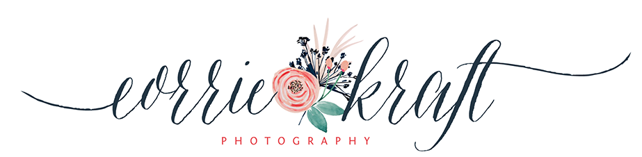 Corrie Kraft Photography logo